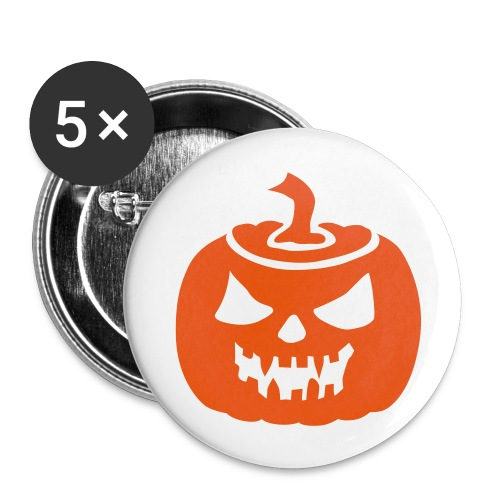 J.E.T.F Small Badges Halloween - Small Buttons