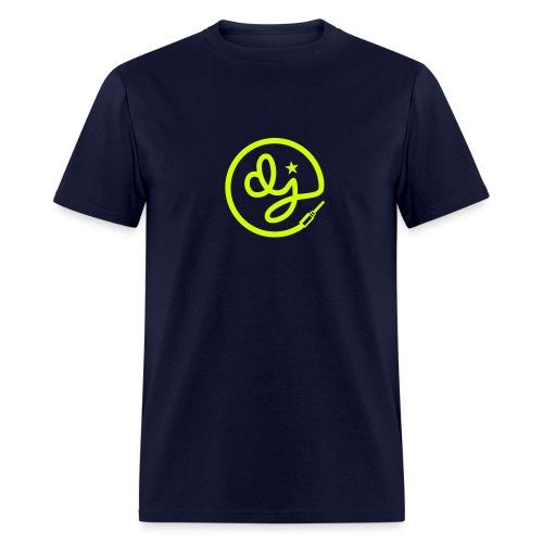 DJ front - Men's T-Shirt