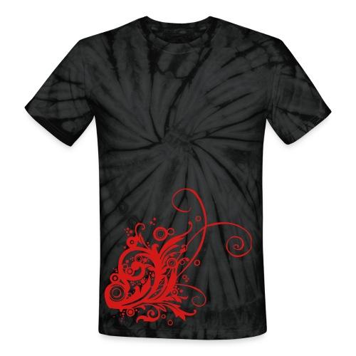 Test Shirt - Unisex Tie Dye T-Shirt