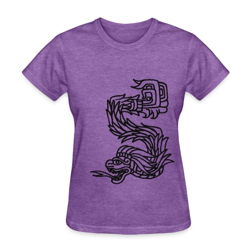 Quetzalcoatl - Women's T-Shirt