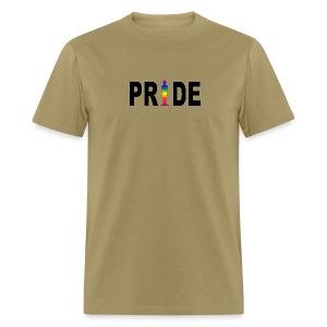Mens Pride Tee  - Men's T-Shirt