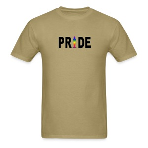 Mens Pride Tee  - Men's T-Shirt