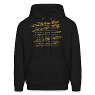 Hoodies ~ Men's Hoodie ~ Black Friday Shirt, Special Sale Item!