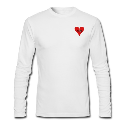 CHD LONGSLEEVE SHIRT - Men's Long Sleeve T-Shirt by Next Level