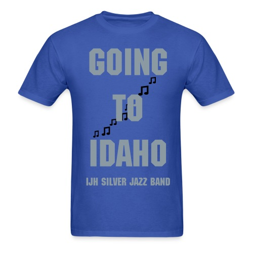 Idaho 1 - Men's T-Shirt