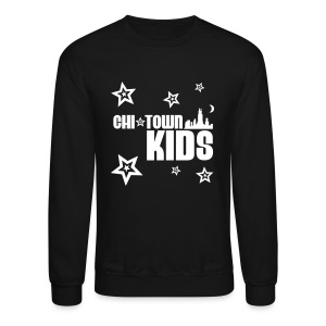 Men's Stars Crewneck Sweatshirt - Crewneck Sweatshirt