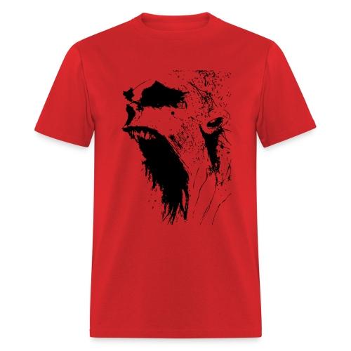 STA: Zombie Face Tee - Men's T-Shirt