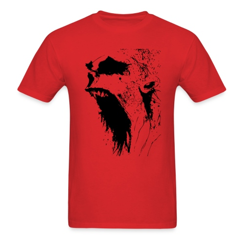 STA: Zombie Face Tee - Men's T-Shirt
