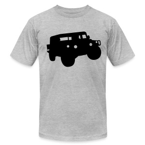 Army T-Shirt - Men's Fine Jersey T-Shirt