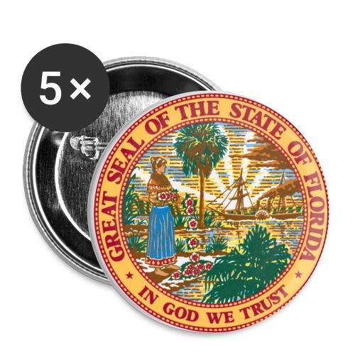 Florida Button - Small Buttons