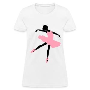 Ballerina Tee - Women's T-Shirt