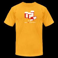 T-Shirts ~ Men's T-Shirt by American Apparel ~ Four Humors [humors]