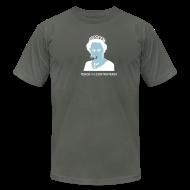 T-Shirts ~ Men's T-Shirt by American Apparel ~ Reptoid Royals [reptoid]