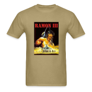 T-Shirts ~ Men's T-Shirt ~ Ramon III