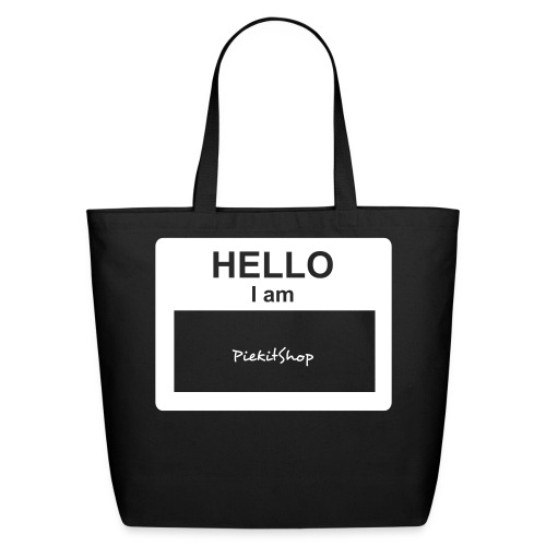 PS Entrance by PiekitShop - Eco-Friendly Cotton Tote