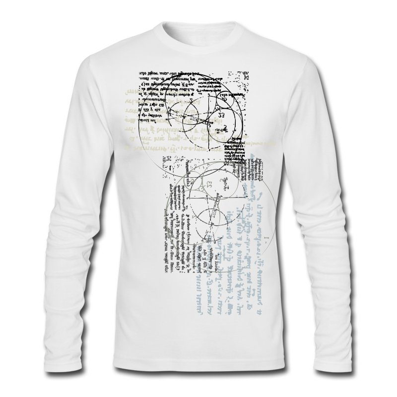 New invention designs t shirt spreadshirt for Long sleeve t shirts design