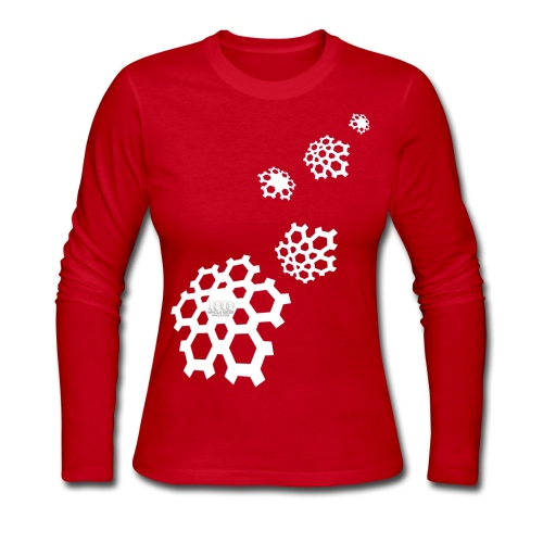 North Pole - Women's Long Sleeve Jersey T-Shirt