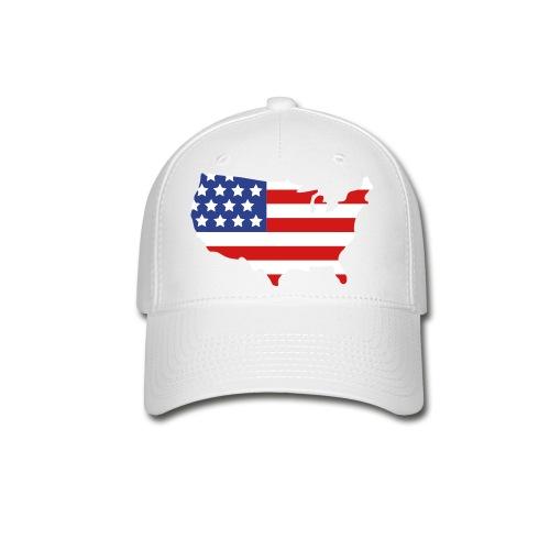 Baseball Cap USA - Baseball Cap