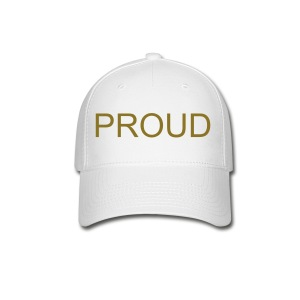 Baseball Cap Proud gold metallic - Baseball Cap