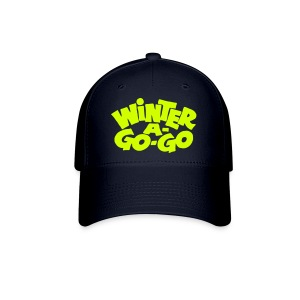 WINTER-A-GO-GO Retro - Baseball Cap