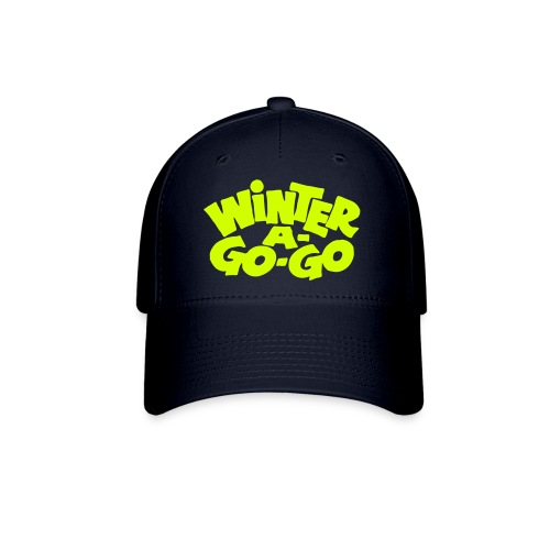 WINTER-A-GO-GO Retro - Baseball Cap