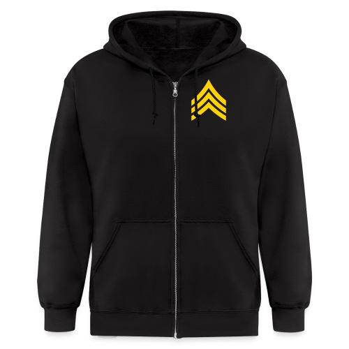 soldier - Men's Zip Hoodie