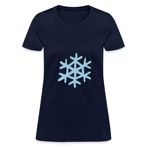 Snowflake - Women's T-Shirt
