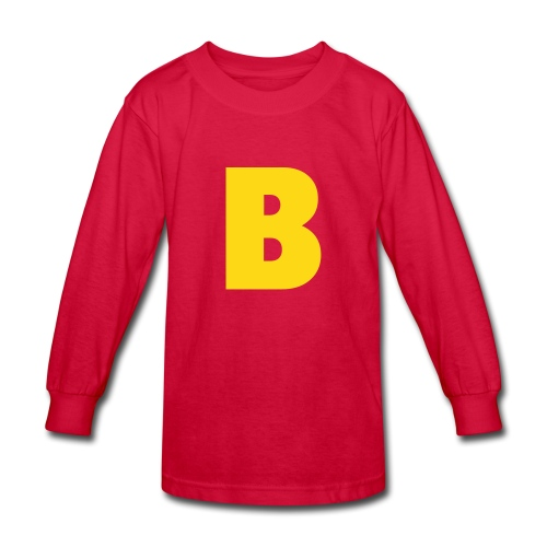 CLICK TO EDIT Kid's Longsleeve - Kids' Long Sleeve T-Shirt