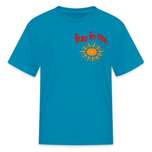 short sleeve T- shirt - Kids' T-Shirt