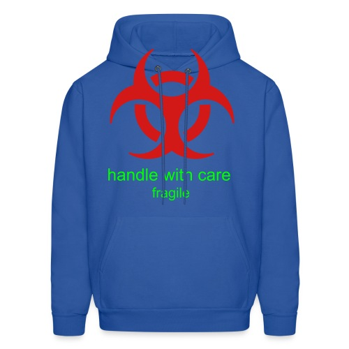 handle with care - Men's Hoodie