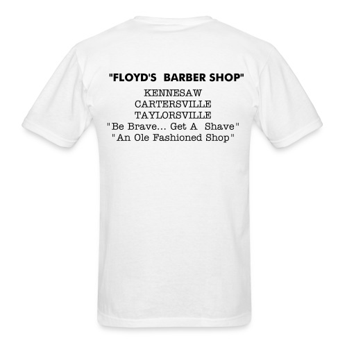 FLOYDS RETAIL/employee SHIRTS - Men's T-Shirt