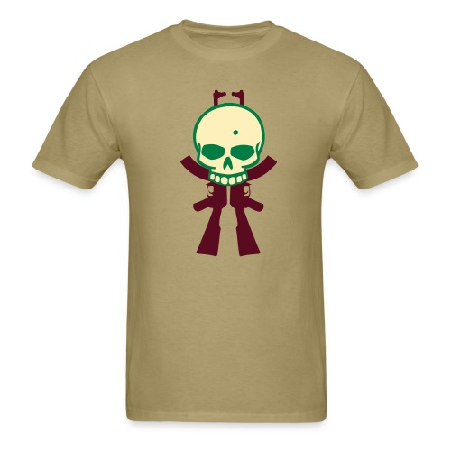 Skull F**k - Men's T-Shirt