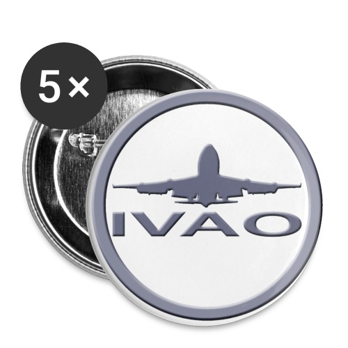 IVAO Button - Large Buttons