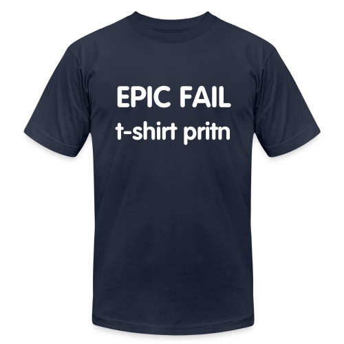 Epic T-shirt - Men's Fine Jersey T-Shirt