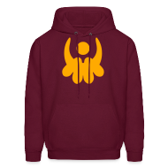 Hoodies ~ Men's Hoodie ~ Tree of Life Emblem