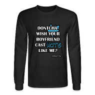Long Sleeve Shirts ~ Men's Long Sleeve T-Shirt ~ Men's HoTs Like Me
