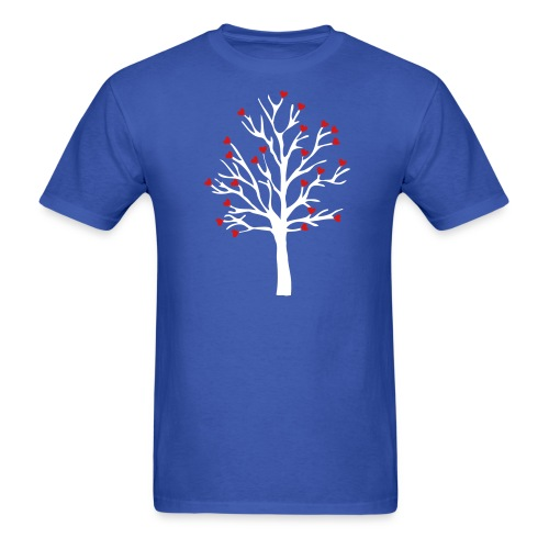 Tree of Love T-shirt - Men's T-Shirt