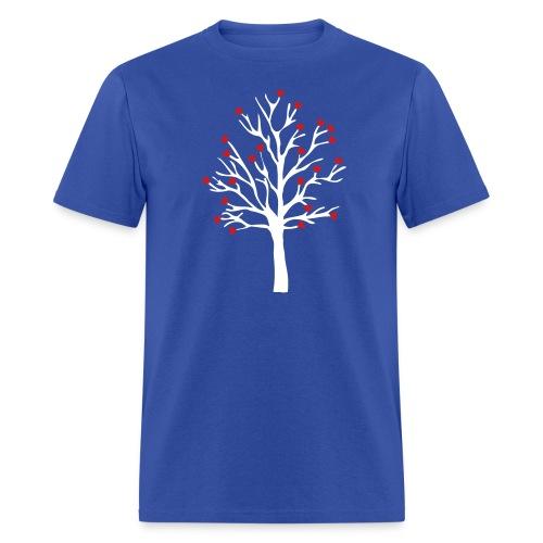 Tree of Love T-shirt - Men's T-Shirt
