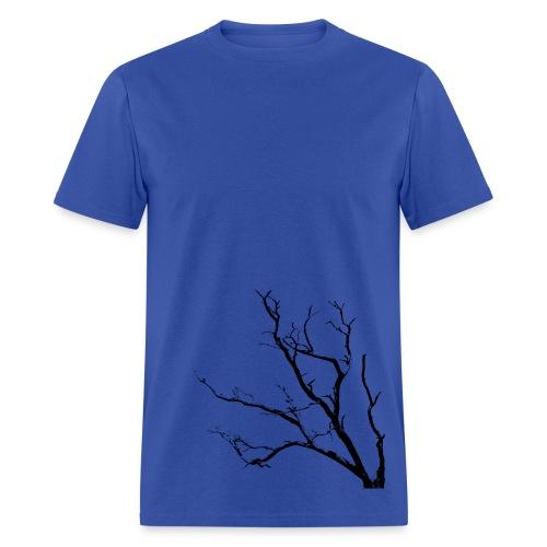 Tree T-shirt Blue - Men's T-Shirt
