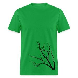 Tree T-shirt Green - Men's T-Shirt
