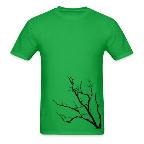 Tree T-shirt Green - Men's T-Shirt