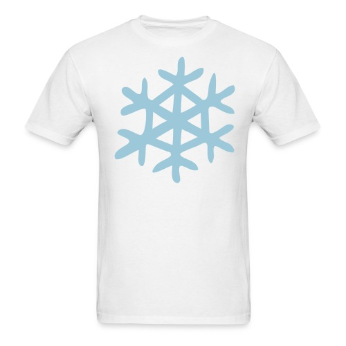 Snowflake - Men's T-Shirt