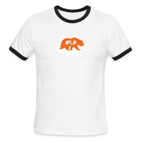 The Slab - The Luck - Men's Ringer T-Shirt