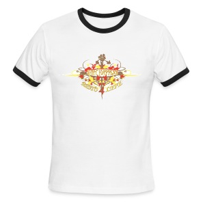 Restoration Wreath (Autumn) - Men's Ringer T-Shirt