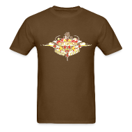 T-Shirts ~ Men's T-Shirt ~ Restoration Wreath (Autumn)