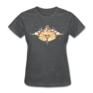 Restoration Wreath (Autumn) - Women's T-Shirt