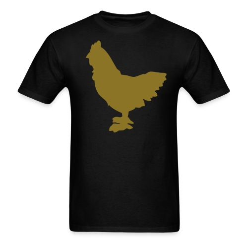 Tastes like chicken - Men's T-Shirt