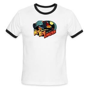 Hot Rod Lincoln - Men's Ringer T-Shirt