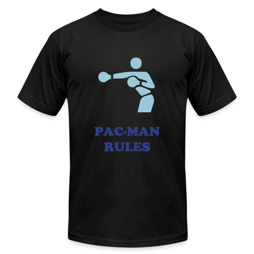 PAC-MAN TSHIRT FOR MEN - Men's  Jersey T-Shirt