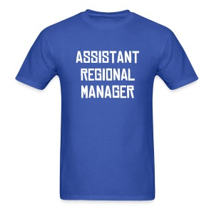 ASSISTANT REGIONAL MANAGER T-Shirt - Men's T-Shirt